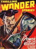Thrilling Wonder Stories (1936-1955 Beacon/Better/Standard) Pulp Vol. 31 #2