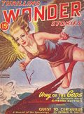 Thrilling Wonder Stories (1936-1955 Beacon/Better/Standard) Pulp Vol. 30 #1