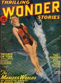 Thrilling Wonder Stories (1936-1955 Beacon/Better/Standard) Pulp Vol. 29 #3