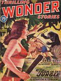 Thrilling Wonder Stories (1936-1955 Beacon/Better/Standard) Pulp Vol. 28 #3
