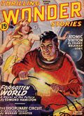 Thrilling Wonder Stories (1936-1955 Beacon/Better/Standard) Pulp Vol. 28 #1