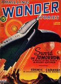 Thrilling Wonder Stories (1936-1955 Beacon/Better/Standard) Pulp Vol. 27 #3