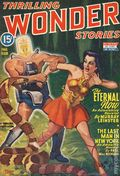 Thrilling Wonder Stories (1936-1955 Beacon/Better/Standard) Pulp Vol. 26 #2