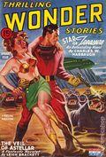 Thrilling Wonder Stories (1936-1955 Beacon/Better/Standard) Pulp Vol. 25 #3