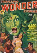 Thrilling Wonder Stories (1936-1955 Beacon/Better/Standard) Pulp Vol. 25 #2