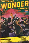Thrilling Wonder Stories (1936-1955 Beacon/Better/Standard) Pulp Vol. 24 #1