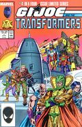 GI Joe and the Transformers (1987) 4
