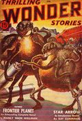 Thrilling Wonder Stories (1936-1955 Beacon/Better/Standard) Pulp Vol. 23 #3