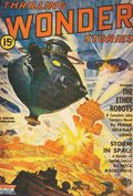 Thrilling Wonder Stories (1936-1955 Beacon/Better/Standard) Pulp Vol. 23 #2