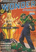Thrilling Wonder Stories (1936-1955 Beacon/Better/Standard) Pulp Vol. 23 #1