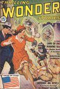 Thrilling Wonder Stories (1936-1955 Beacon/Better/Standard) Pulp Vol. 22 #3
