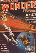 Thrilling Wonder Stories (1936-1955 Beacon/Better/Standard) Pulp Vol. 19 #2