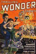 Thrilling Wonder Stories (1936-1955 Beacon/Better/Standard) Pulp Vol. 19 #1