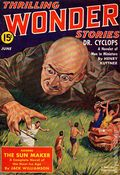 Thrilling Wonder Stories (1936-1955 Beacon/Better/Standard) Pulp Vol. 16 #3