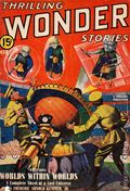 Thrilling Wonder Stories (1936-1955 Beacon/Better/Standard) Pulp Vol. 15 #3