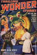 Thrilling Wonder Stories (1936-1955 Beacon/Better/Standard) Pulp Vol. 15 #2