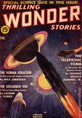 Thrilling Wonder Stories (1936-1955 Beacon/Better/Standard) Pulp Vol. 13 #1