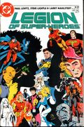 Legion of Super-Heroes (1984 3rd Series) 9