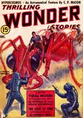 Thrilling Wonder Stories (1936-1955 Beacon/Better/Standard) Pulp Vol. 12 #3