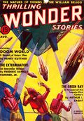 Thrilling Wonder Stories (1936-1955 Beacon/Better/Standard) Pulp Vol. 12 #1