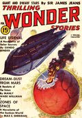 Thrilling Wonder Stories (1936-1955 Beacon/Better/Standard) Pulp Vol. 11 #1