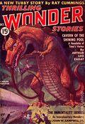 Thrilling Wonder Stories (1936-1955 Beacon/Better/Standard) Pulp Vol. 10 #2