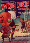 Thrilling Wonder Stories (1936-1955 Beacon/Better/Standard) Pulp Vol. 8 #1