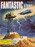 Fantastic Story Magazine (1950-1955 Best Books) Pulp Vol. 8 #2