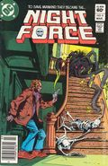 Night Force (1982 1st Series) 8