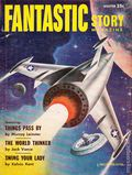 Fantastic Story Magazine (1950-1955 Best Books) Pulp Vol. 8 #1