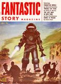 Fantastic Story Magazine (1950-1955 Best Books) Pulp Vol. 7 #3