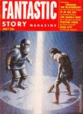 Fantastic Story Magazine (1950-1955 Best Books) Pulp Vol. 6 #1