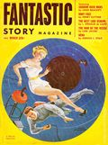 Fantastic Story Magazine (1950-1955 Best Books) Pulp Vol. 5 #2