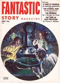 Fantastic Story Magazine (1950-1955 Best Books) Pulp Vol. 5 #1