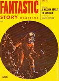 Fantastic Story Magazine (1950-1955 Best Books) Pulp Vol. 4 #2