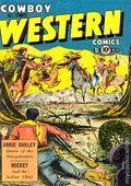 Cowboy Western Comics (1948) 39