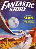 Fantastic Story Magazine (1950-1955 Best Books) Pulp Vol. 4 #1