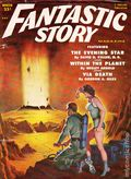 Fantastic Story Magazine (1950-1955 Best Books) Pulp Vol. 3 #2