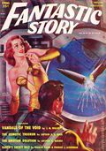 Fantastic Story Magazine (1950-1955 Best Books) Pulp Vol. 2 #2