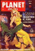 Planet Stories (1939-1955 Fiction House) Pulp Vol. 4 #4