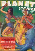 Planet Stories (1939-1955 Fiction House) Pulp Vol. 2 #7