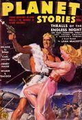 Planet Stories (1939-1955 Fiction House) Pulp Vol. 2 #4