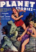 Planet Stories (1939-1955 Fiction House) Pulp Vol. 2 #2