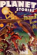 Planet Stories (1939-1955 Fiction House) Pulp Vol. 2 #1
