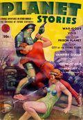 Planet Stories (1939-1955 Fiction House) Pulp Vol. 1 #12
