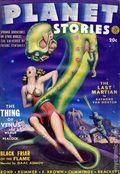 Planet Stories (1939-1955 Fiction House) Pulp Vol. 1 #10