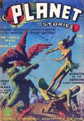 Planet Stories (1939-1955 Fiction House) Pulp Vol. 1 #9