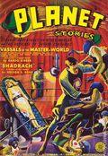 Planet Stories (1939-1955 Fiction House) Pulp Vol. 1 #8