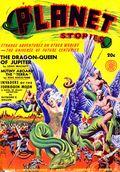 Planet Stories (1939-1955 Fiction House) Pulp Vol. 1 #7