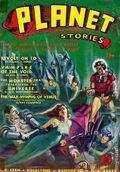 Planet Stories (1939-1955 Fiction House) Pulp Vol. 1 #6